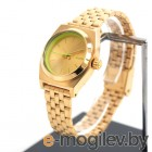 Nixon Small TIME Teller Gold-Yellow Neon