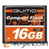 QUMO CF Card 16Gb QM16GCF133