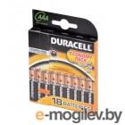 Duracell LR03 BL18 18 штук