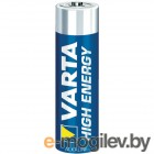 Varta High Energy LR03 24 штуки 13258