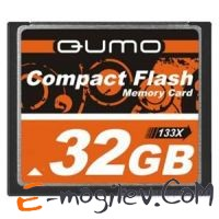 QUMO CF Card 32Gb QM32GCF133