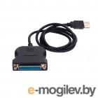 Espada USB 2.0 A - LPT F 0.8m EUSBLPT80