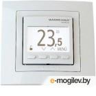 Терморегулятор для теплого пола Warmehaus WH Pro 1000 белый