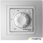 Терморегулятор для теплого пола Warmehaus Basic WH 800 белый