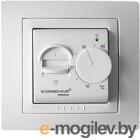 Терморегулятор для теплого пола Warmehaus Classic WH 700 белый