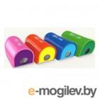 Точилка для карандашей ручная Deli E0545 1 отверстие пластик ассорти