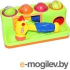 Развивающая игрушка Bradex Пим-Пам-Пум DE 0206 светло-зеленый