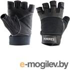 Перчатки для пауэрлифтинга Torres PL6051M M