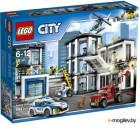 Конструктор Lego City Полицейский участок 60141