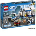 Конструктор Lego City Мобильный командный центр 60139