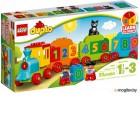 Конструктор Lego Duplo Поезд «Считай и играй» 10847