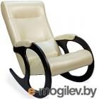 Кресло-качалка Calviano Бастион 3 эко-кожа