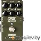 Педаль эффектов Dunlop Manufacturing M81 MXR Bass Preamp