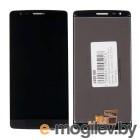 дисплей в сборе с тачскрином для LG для G3S D724, черно-серый