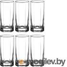 Комплект из 6-ти стаканов д/напитков Кошем 42078 260 мл