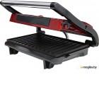 Kitfort Panini Maker KT-1609 640Вт красный/черный
