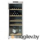 Винный шкаф Атлант ХТ 1008 серебристый (однокамерный)