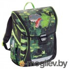 Ранец Step By Step BaggyMax Fabby Green Dino 3 предмета