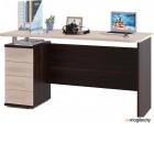 Сокол-Мебель КСТ-105.1 венге/беленый дуб
