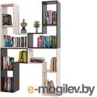 Сокол-Мебель из 4 модулей беленый дуб/венге