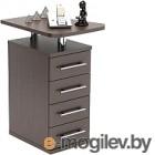 Сокол-Мебель КТ-101.1 левая, венге