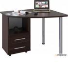 Сокол-Мебель КСТ-102 левый, венге