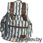 Рюкзак городской Sanwei 02099 голубой