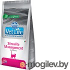 Farmina VET LIFE STRUVITE Management 10.0 кг