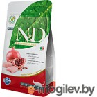 Farmina N&D Grain Free Chicken & Pomegranate Adult 1.5 кг