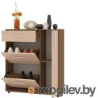 Сокол-Мебель ТП-4 венге/беленый дуб