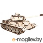 Сборная модель EWA Танк Т34