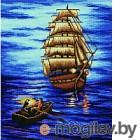 Набор алмазной вышивки Picasso Огни ночного моря (PD4050006)
