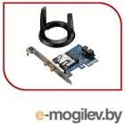 Беспроводной адаптер Asus PCE-AC55BT / 90IG02Q0-MM0010