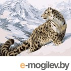 Картина по номерам Picasso Снежный барс (PC4050161)