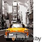 Картина по номерам Picasso Ретро такси (PC4050170)