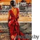 Картина по номерам Picasso Раздумья у реки (PC4050126)