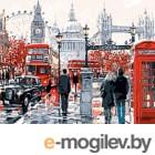 Картина по номерам Picasso На улицах Лондона (PC4050111)