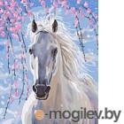 Картина по номерам Picasso Белее снега (PC4050140)