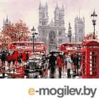 Картина по номерам Picasso Будни Лондона (PC4050146)