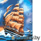 Картина по номерам Picasso В борьбе со стихией (PC4050154)