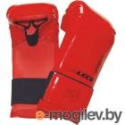 Перчатки спарринговые красные разм. S