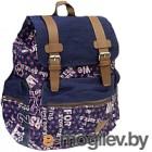 Рюкзак городской Sanwei 2057 фиолетовый