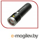 Фонарь ручной Led Lenser MT6 черный лам.:светодиод. 120lxx1 (500845)