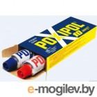 Клей POXIPOL духкомпонентный,  металл. (синяя упаковка) 14 мл/21гр