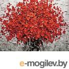 Картина по номерам Picasso Красный букет (PC3040058)