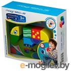 Развивающая игрушка Magneticus Магнитные кубики. Джунгли / BLO-001-01
