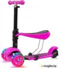 Sundays KB05-1 розовый, светящиеся колеса