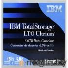 Картридж IBM Ultrium LTO7 Tape Cartridge - 6TB with Label (1 pcs)
