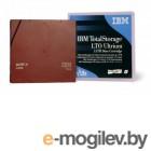 Магнитная лента (незаписанная) IBM Ultrium LTO5 Tape Cartridge - 1.5TB with Label (1 pcs)
