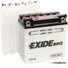 Мото аккумуляторы Exide EB9-B  9 А*ч 110 135 75 140 код